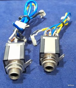 Kenwood TS-430 S Original  Connectors Used
