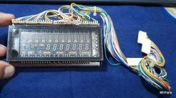 Kenwood TS-930 S Original Display Used Untested