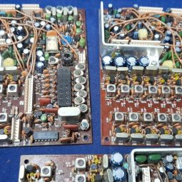 1 UND Yaesu FT-707 Original Board PB-2095B Used