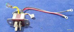 Yaesu FT-757GX Original Back AC Connector Used