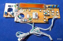 Yaesu FT-80C Original Display Board F2943102D Used