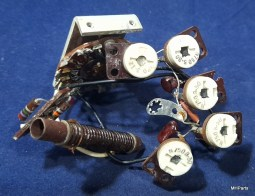 Reliant (Eldico) Receiver R-104 Original Part With Coil #2 Used