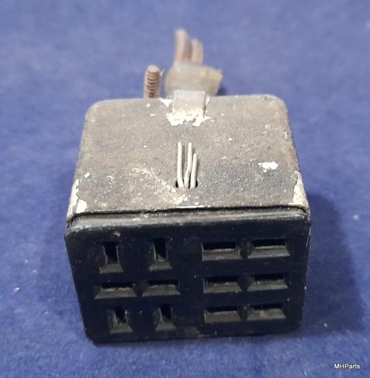 Reliant (Eldico) Receiver R-104 Original Ac Connector Used