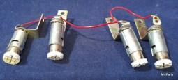 Ten Tec Centurion Original Lights Set With Led Lights Used