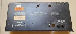 Ten Tec Centurion Original Back Case Used