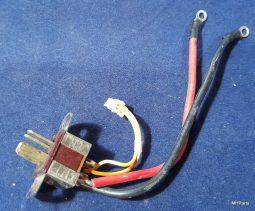 Yaesu FT-757 GX Original Power supply Connector Used