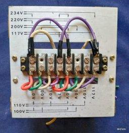 Yaesu FL-2100Z Original Aluminum AC Board Plate Used