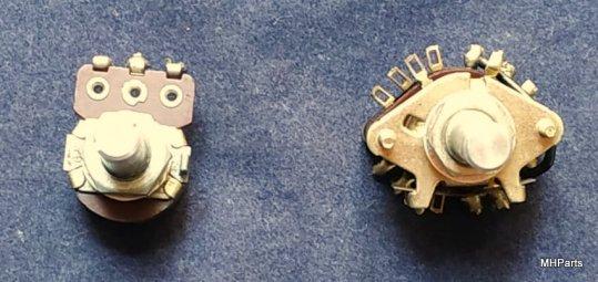Yaesu FL-2100Z Original Meter and SWR Buttons Used