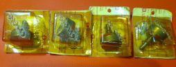 4 PCS Ohmite RV4NAYSD502A Potentiometers 5K NOS