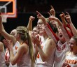The Girls' basketball team won the state championship on March 2nd to become the 4a state champs.