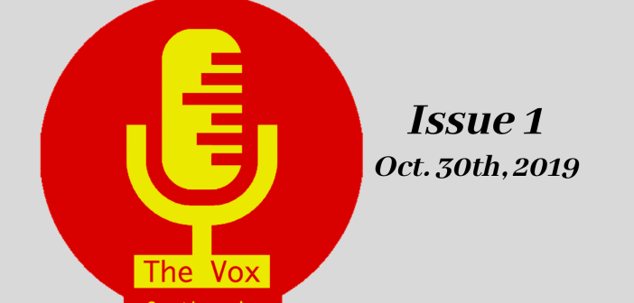 The Vox Online Issue 1