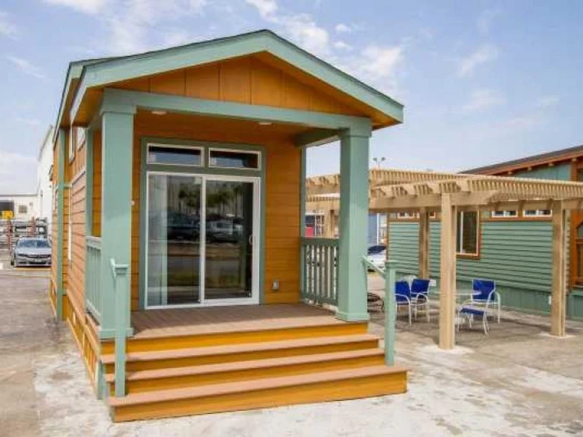 Everything You Need To Know About Mobile Home Steps Mhvillage | Wood Mobile Home Steps | Double Wide | Pressure Treated | Temporary | Wood Camper | Stained Wood