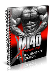 Mi40x Ben Pakulski XTREME 2.0 Download & Review POUNDS of lean muscle MI40 CEP Training Program