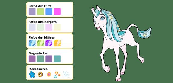 Mia And Me International Welcome In Centopia Unicorn