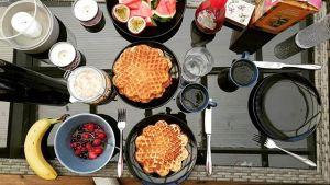 Vi måste prata om frukost