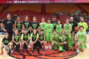 Miami Dynasty Basketball