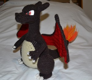 amigurumi pokemon patterns free - Google Search | Pokemon crochet ... | 261x300