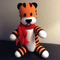 Hobbes made by karmy. Aaawn, so cuute!