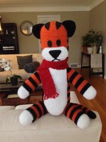 Hobbes made by Naldrich.