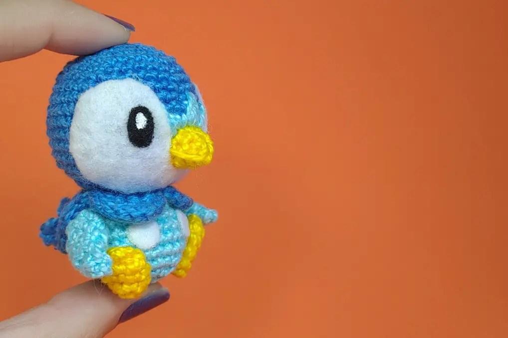 Piplup Crochet Pattern