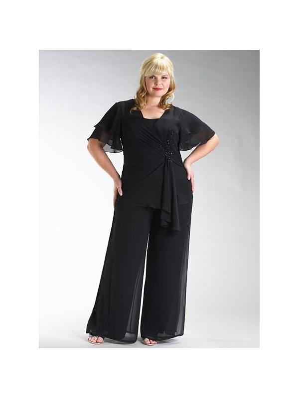 e37a16d3600be Wedding Pants Suit. ursula plus size mother dressy 41114 french ...