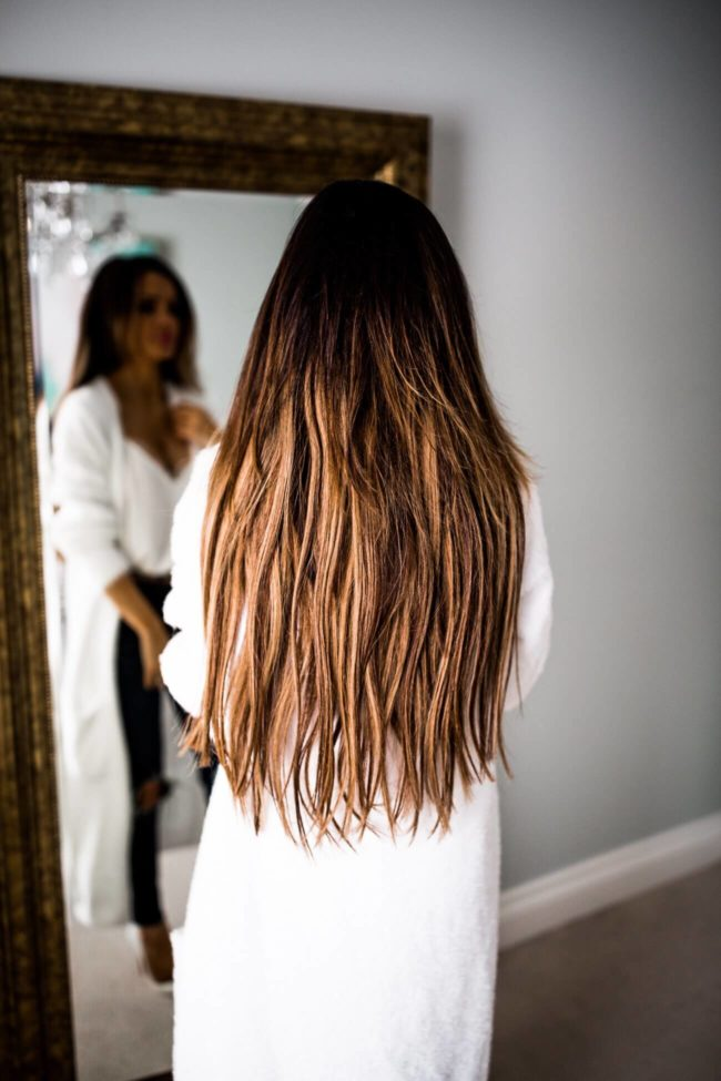All About My Current Hair Extensions Mia Mia Mine