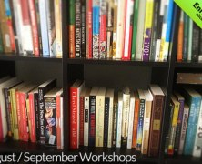 Writing Workshops by local writer Vanessa Garcia
