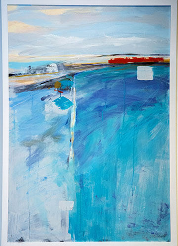 Pat Marx  I-95 Will Get You There, 2016