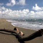 Strand von marina di Pietrasanta