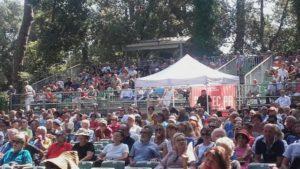 Evento  Versiliana 2018 Il Fatto Quotidiano al Parco di marina di Pietrasanta