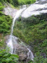 Acquapendente-Wasserfallen