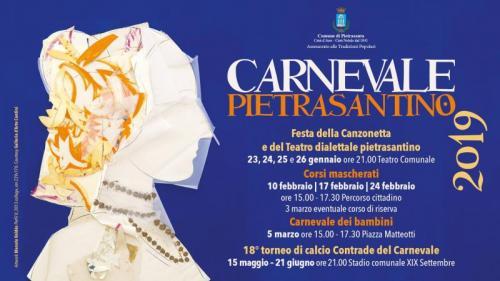 Karnevals Pietrasanta 2019