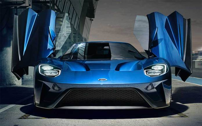 2017 Ford GT Hypercar