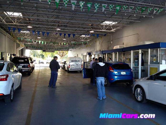 Service Center at Midway Ford