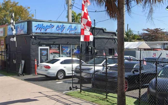 Magic City Auto Sales