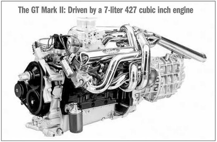 The 7 Liter 427 Cubic Inch Ford V8