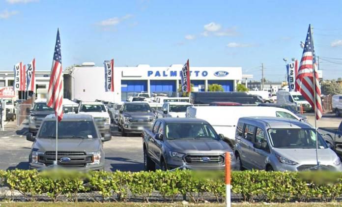 Palmetto Ford Truck Sales