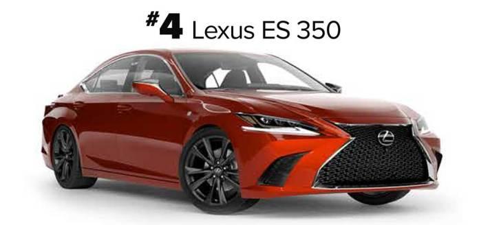 Lerxus ES350 #4 Car for Single Women in Miami