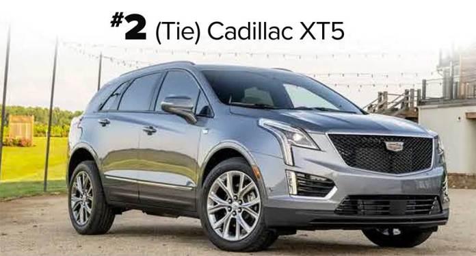 Cadillac XT5 #2 Car for Single Women in Miami