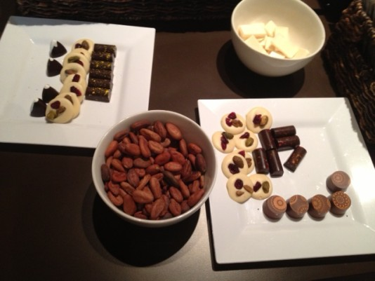 Cao chocolates