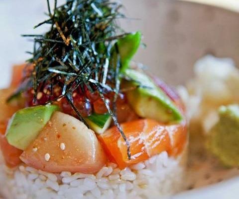 The Sashimi Collection