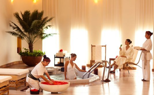 A Leading Hotels of the World Spa