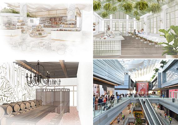 Brickell city centre food court