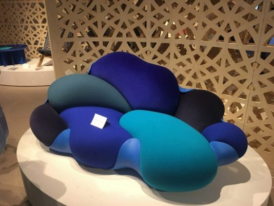 art basel miami photos, art basel miami images, Bomboca sofa design miami, MiamiCurated
