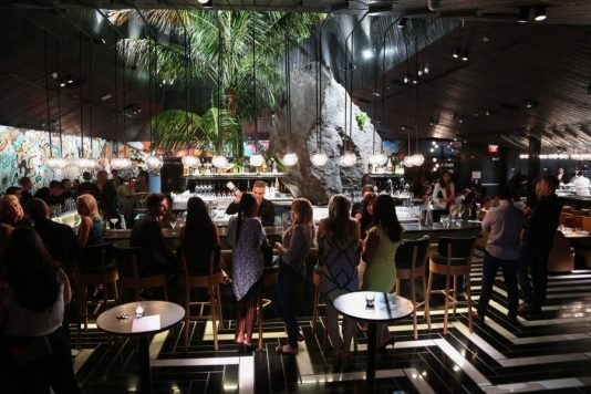 fashionable Miami restaurants, Chotto Matte Miami, MiamiCurated