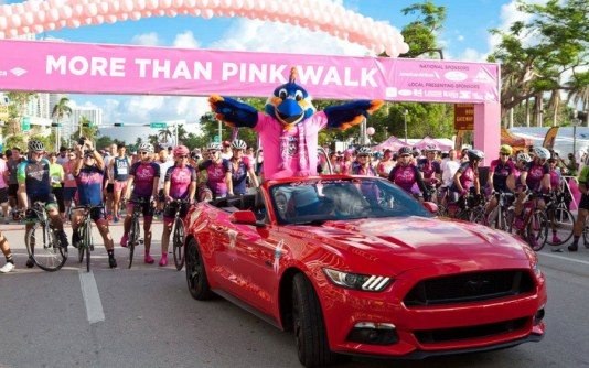 things to do Miami October, events Miami, fall events Miami, Komen Miami/Ft. Lauderdale More than Pink Walk®, MiamiCurated