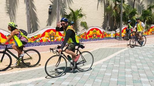 things to do Miami, biking Miami, MiamiCurated