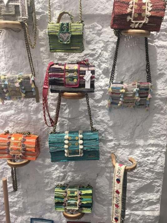 Kooreloo handbags, Athens shopping, Athens travel, True Story, MiamiCurated