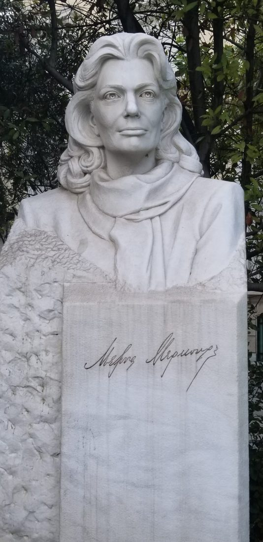 Melina Mercouri, athens travel, greek travel, MiamiCurated