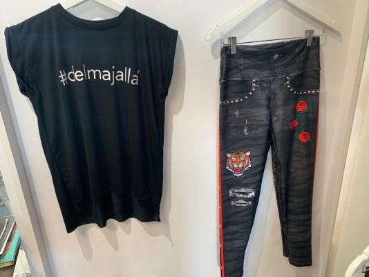 camila canabal, athleisure Miami, workout clothes Miami, MiamiCurated